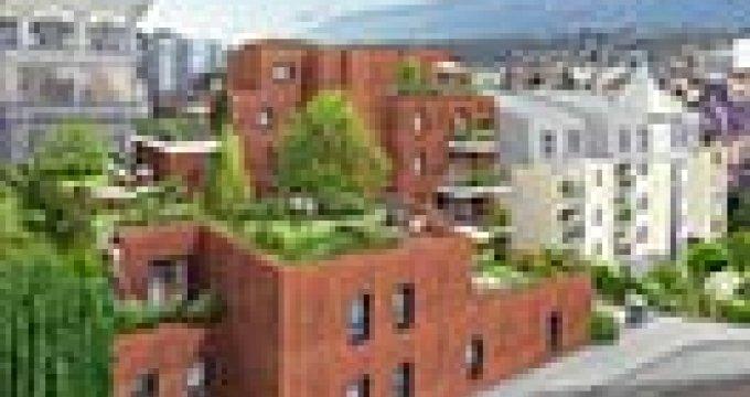 Achat / Vente appartement neuf Aix-les-Bains coeur de ville (73100) - Réf. 2964