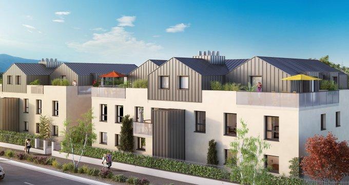 Achat / Vente appartement neuf aix les bains proche lac et commodités (73100) - Réf. 1431