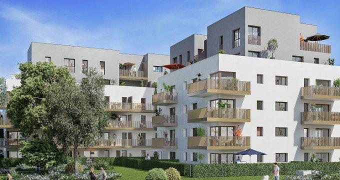Achat / Vente appartement neuf Ambilly à 15 minutes à pied de la gare d'Anemasse (74100) - Réf. 4330