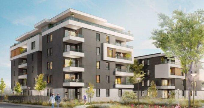Achat / Vente appartement neuf Ambilly, à quelques pas de la Douane de Mon Idée (74100) - Réf. 661