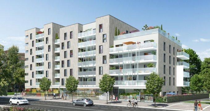 Achat / Vente appartement neuf Ambilly quartier de la croix (74100) - Réf. 629