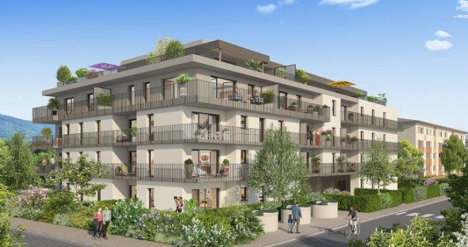 Achat / Vente appartement neuf Ambilly sur les berges du Foron (74100) - Réf. 4323