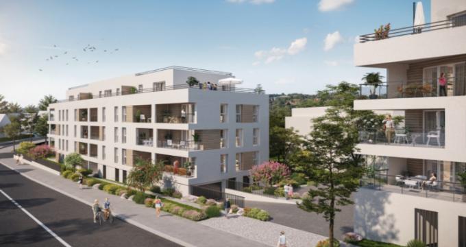 Achat / Vente appartement neuf Annemasse proche toutes commodités (74100) - Réf. 5204