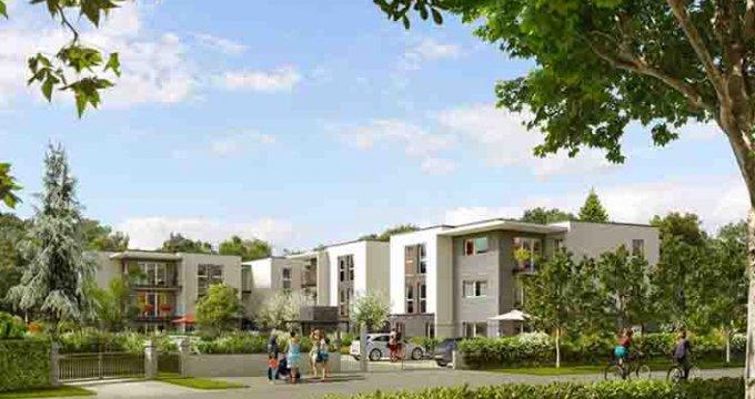 Achat / Vente appartement neuf Anthy-sur-Léman proche plage de Séchex (74200) - Réf. 2679