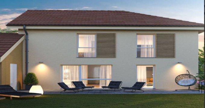 Achat / Vente appartement neuf Arenthon proche toutes commodités (74800) - Réf. 4907