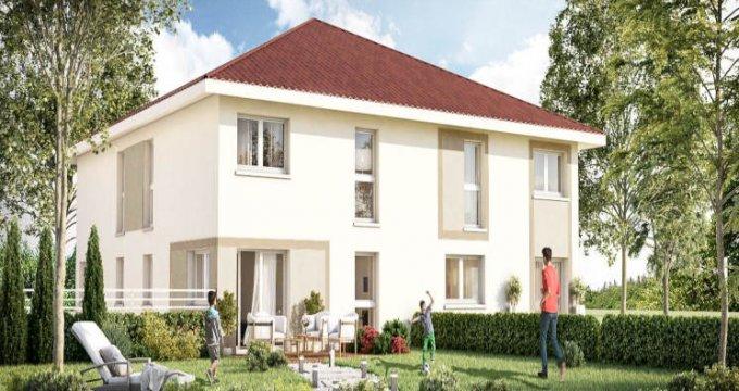 Achat / Vente appartement neuf Bons-en-Chablais centre-ville (74890) - Réf. 2962