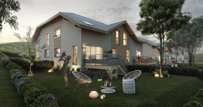 Achat / Vente appartement neuf Cercier au coeur du bassin genevois (74350) - Réf. 5343