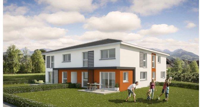 Achat / Vente appartement neuf Chambéry proche Collège de Bissy (73000) - Réf. 521