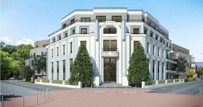 Achat / Vente appartement neuf Chambéry quartier Faubourg Maché (73000) - Réf. 4972