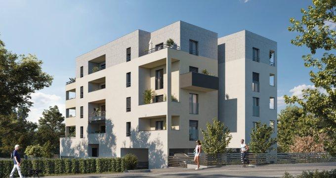 Achat / Vente appartement neuf Cluses au cœur de la vallée de l'Arve (74300) - Réf. 6164
