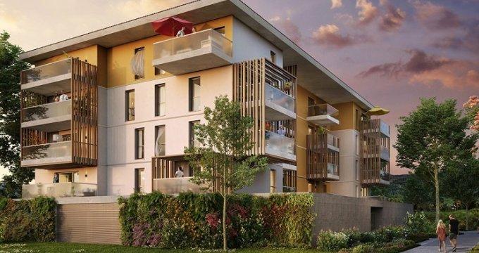 Achat / Vente appartement neuf Cluses proche centre-ville (74300) - Réf. 5651
