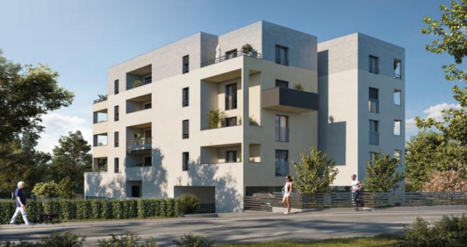Achat / Vente appartement neuf Cluses proche centre-ville (74300) - Réf. 5341