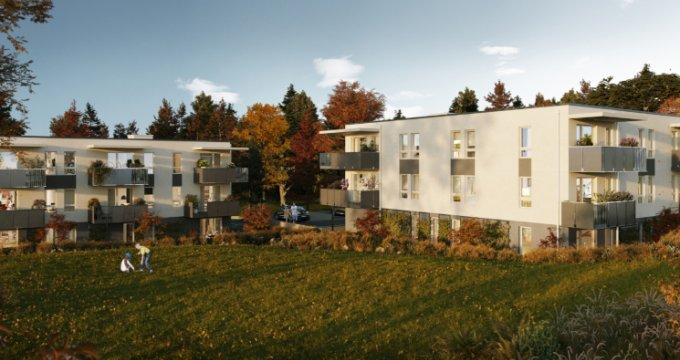 Achat / Vente appartement neuf COGNIN PROCHE CHAMBERY (73160) - Réf. 5062