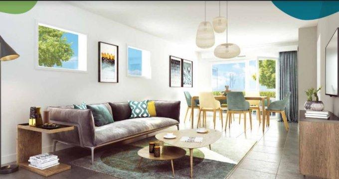 Achat / Vente appartement neuf Cruseilles proche centre bourg (74350) - Réf. 3028
