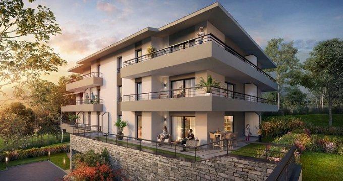 Achat / Vente appartement neuf Echenevex proche centre (01170) - Réf. 5545