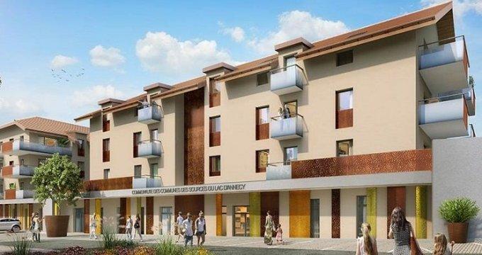 Achat / Vente appartement neuf Faverges 12 minutes d'Annecy (74210) - Réf. 1793
