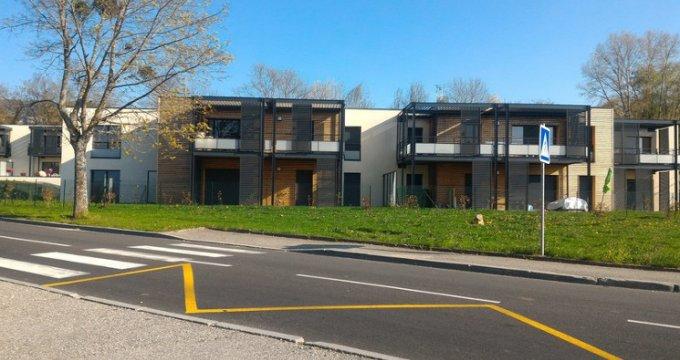 Achat / Vente appartement neuf Feigères proche Genève (74160) - Réf. 2824