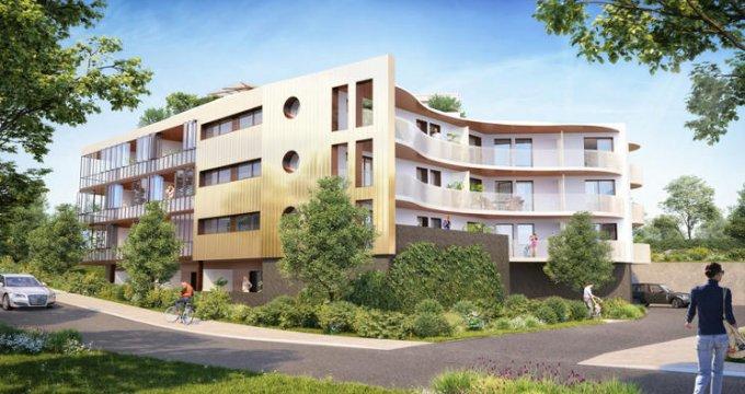 Achat / Vente appartement neuf Ferney-Voltaire à quelques mètres du parc (01210) - Réf. 5838
