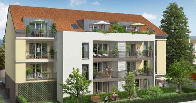 Achat / Vente appartement neuf Ferney-Voltaire centre-ville (01210) - Réf. 3631