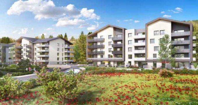 Achat / Vente appartement neuf Fillinges à proximité des commerces (74250) - Réf. 4821