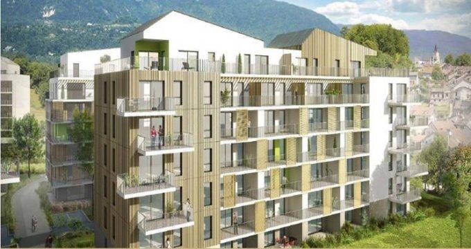 Achat / Vente appartement neuf Gex proche cœur de ville (01170) - Réf. 2946