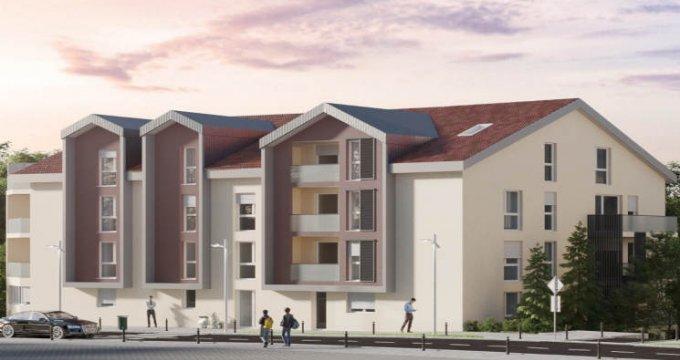 Achat / Vente appartement neuf Gex proche parc naturel (01170) - Réf. 3210