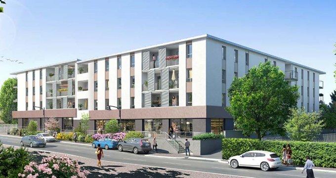 Achat / Vente appartement neuf Jassans-Riottier bord de Saône (01480) - Réf. 214
