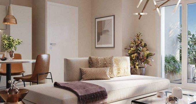 Achat / Vente appartement neuf Jassans-Riottier proche Villefranche-sur-Saône (01480) - Réf. 6094