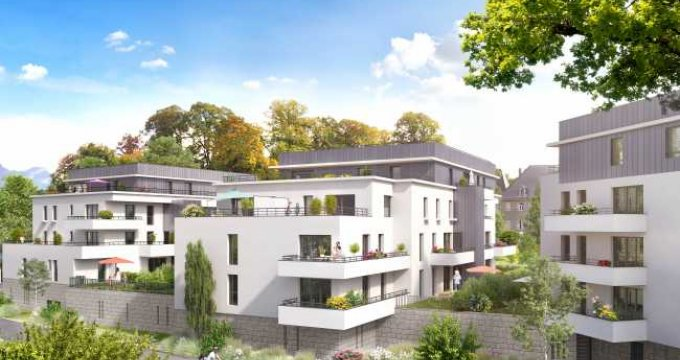 Achat / Vente appartement neuf La Ravoire proche proche parc du château (73490) - Réf. 2805