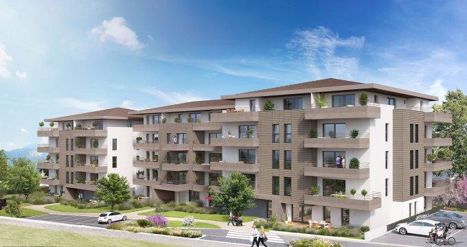 Achat / Vente appartement neuf la roche centre (74800) - Réf. 1425