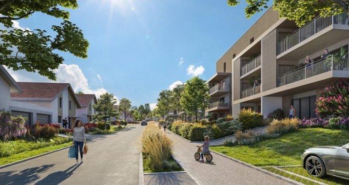 Achat / Vente appartement neuf La Roche-sur-Foron proche centre-ville (74800) - Réf. 5808