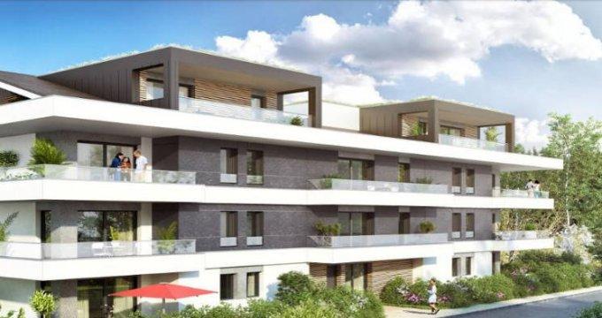 Achat / Vente appartement neuf Messery proche Lac Léman (74140) - Réf. 2926