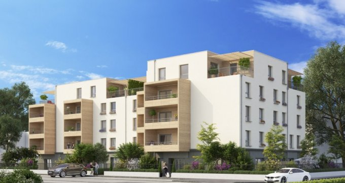 Achat / Vente appartement neuf Meximieux cœur de ville (01800) - Réf. 2521