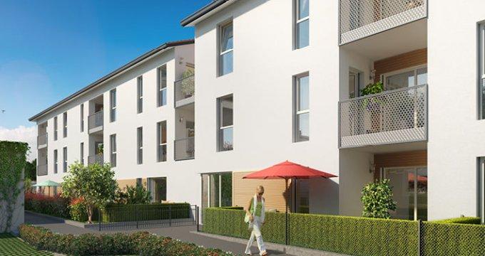 Achat / Vente appartement neuf Montluel proche de la gare (01120) - Réf. 2583