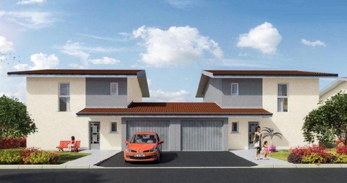 Achat / Vente appartement neuf Péron dans le Pays de Gex (01630) - Réf. 4524