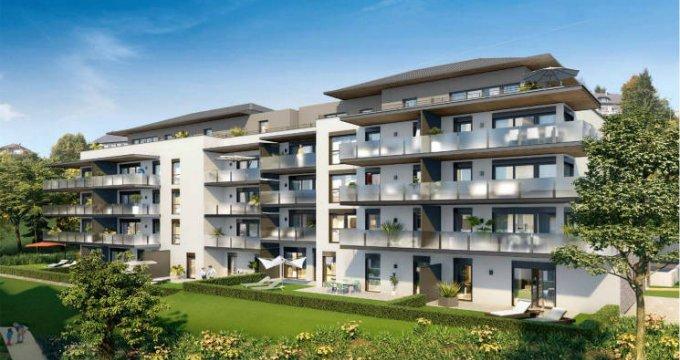 Achat / Vente appartement neuf Pringy proche des bords du Fiers (74370) - Réf. 4700