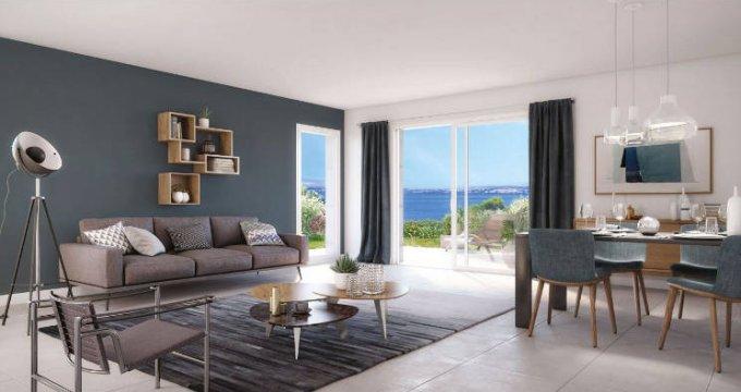 Achat / Vente appartement neuf Publier à 10 minutes du centre-village (74500) - Réf. 3737