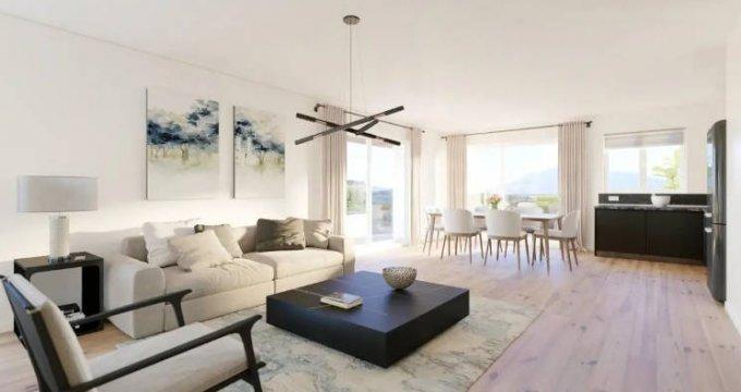 Achat / Vente appartement neuf Rumilly à 2 pas des commodités (74150) - Réf. 4596