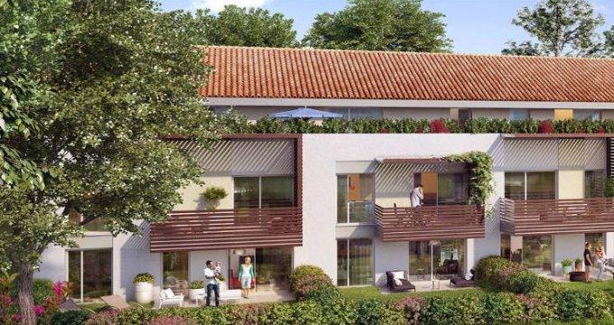 Achat / Vente appartement neuf Saint-Cergues proche centre-ville (74140) - Réf. 4520