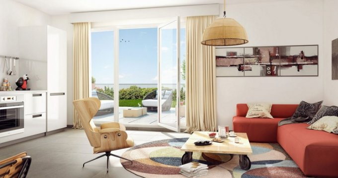 Achat / Vente appartement neuf Saint-Genis-Pouilly aux portes de la Suisse (01630) - Réf. 5888