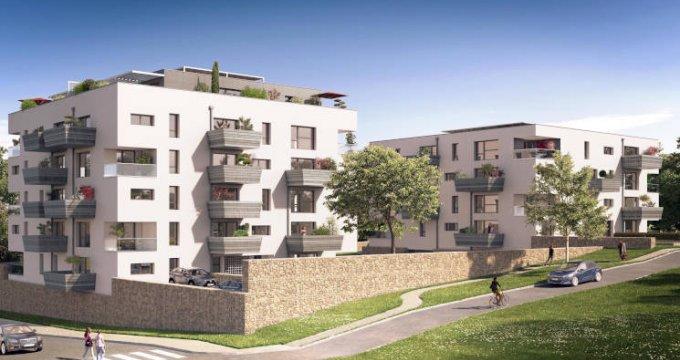 Achat / Vente appartement neuf Saint-Genis-Pouilly proche centre-ville (01630) - Réf. 3725