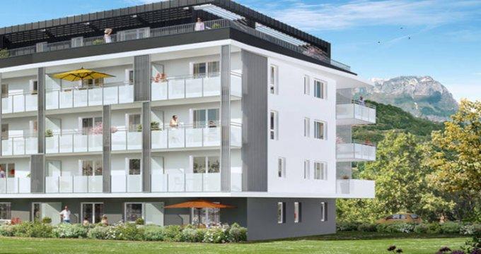 Achat / Vente appartement neuf Sallanches proche centre-ville (74700) - Réf. 3711