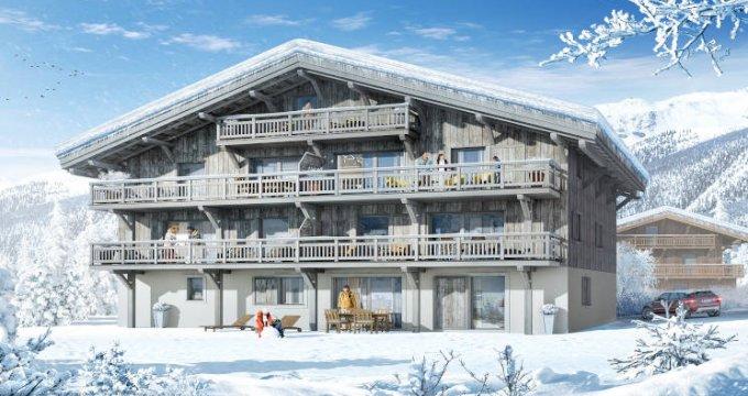 Achat / Vente appartement neuf Samoëns quartier résidentiel proche coeur de ville (74340) - Réf. 4271