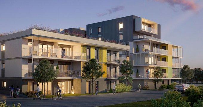 Achat / Vente appartement neuf St Genis Pouilly, Rond point du Cern (01630) - Réf. 1107