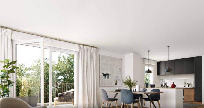 Achat / Vente appartement neuf Thoiry cœur de ville (01710) - Réf. 3378
