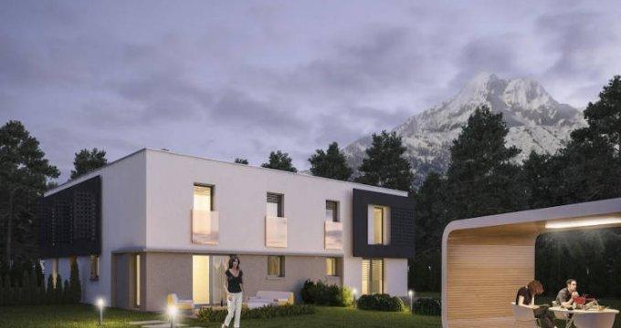 Achat / Vente appartement neuf Thônes dans les hauteurs de ville (74230) - Réf. 4230