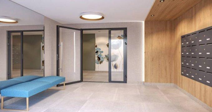 Achat / Vente appartement neuf Thonon-les-bains à 13 min à pied de la gare (74200) - Réf. 5661