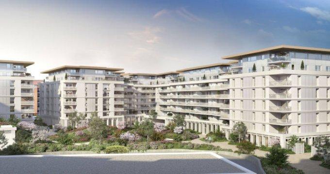 Achat / Vente appartement neuf Thonon-les-Bains au cœur de la ville (74200) - Réf. 5912
