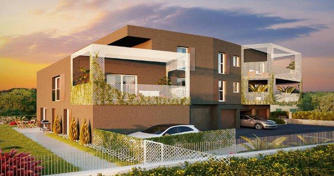 Achat / Vente appartement neuf Thonon-les-Bains proche commodités et écoles (74200) - Réf. 3975