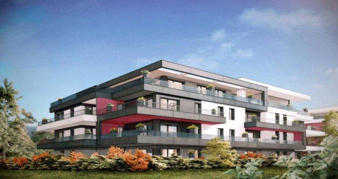 Achat / Vente appartement neuf Vétraz-Monthoux place de la Mairie (74100) - Réf. 2900